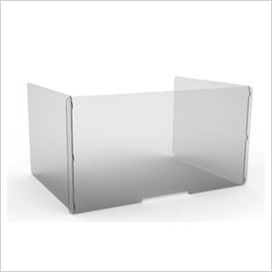 Plexiglass Partition
