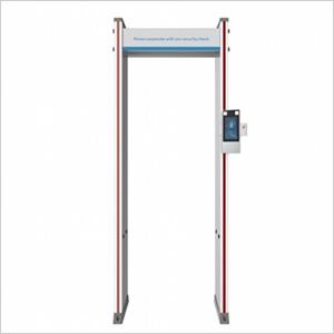 Temperature & Metal Detection